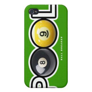 briseur de boule coque iPhone 4