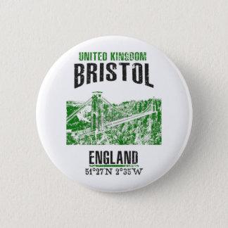 Bristol 2 Inch Round Button