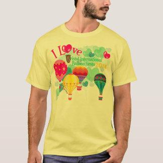 Bristol Balloon Fiesta Man's Tee Shirt