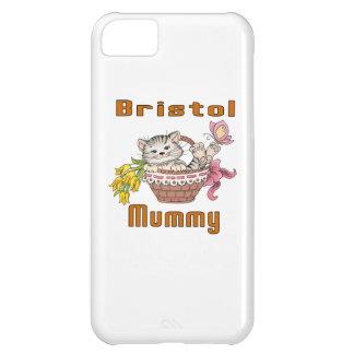 Bristol Cat Mom Case For iPhone 5C