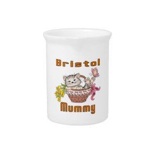 Bristol Cat Mom Pitcher