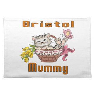 Bristol Cat Mom Placemat