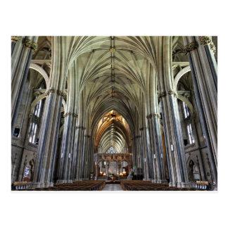 Bristol Cathedral Postcard
