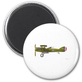 Bristol F-2B B1146 2 Inch Round Magnet