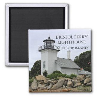 Bristol Ferry Lighthouse, Rhode Island Magnet