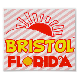 Bristol, Florida Poster