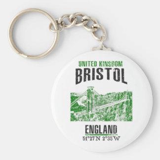 Bristol Keychain