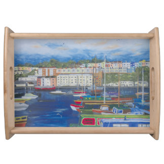 Bristol Marina Breakfast Serving Tray
