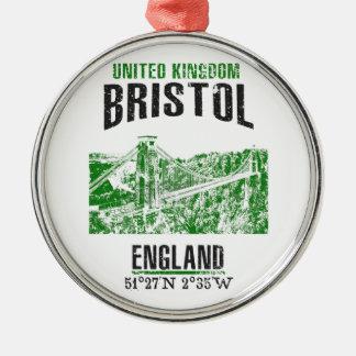 Bristol Metal Ornament
