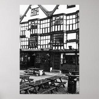 Bristol Pub Poster