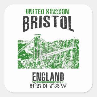 Bristol Square Sticker