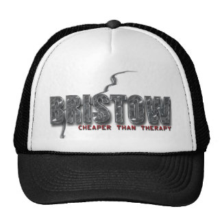 BristowRocks Old School Caps Trucker Hat