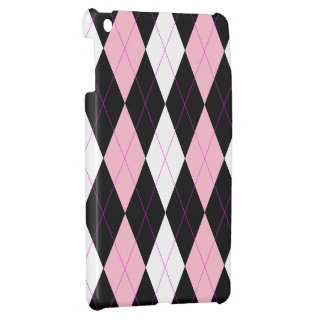 Brit-Brit Argyle iPad Mini Cases