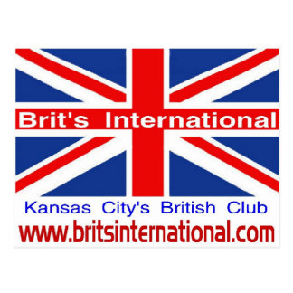 Brit s International Postcards