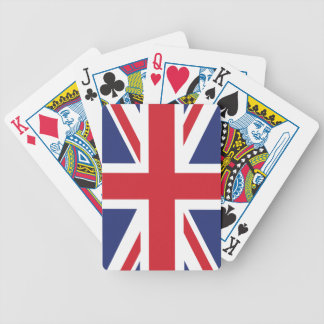 Britain Bicycle Playing Cards