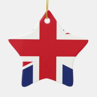 Britain Ceramic Star Ornament