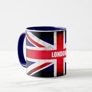 Britain Flag with London Mug