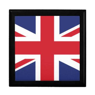 Britain Jewelry Box