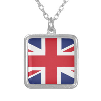 Britain Silver Plated Necklace
