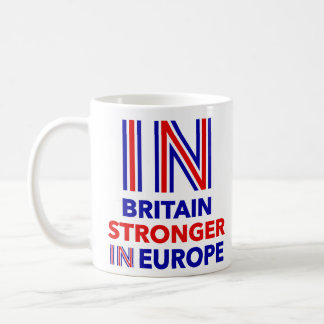Britain Stronger in Europe. Coffee Mug