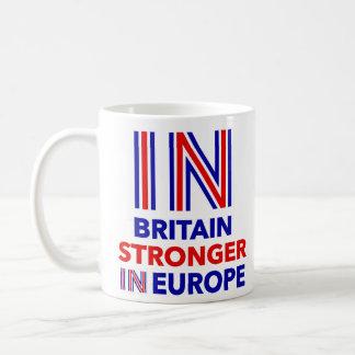 Britain Stronger in Europe. Coffee Mug