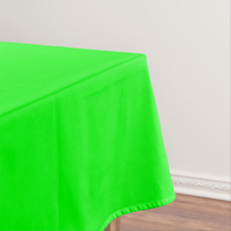 Brite Lime Tablecloth