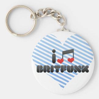 Britfunk Key Chains
