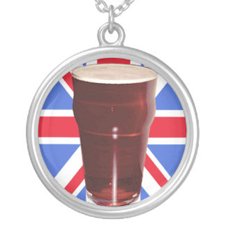 British Ale Necklace