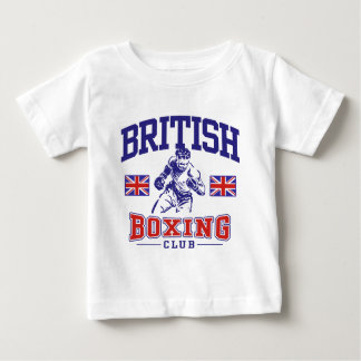 British Boxing Baby T-Shirt