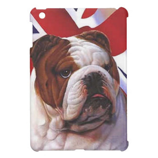 BRITISH BULLDOG CASE FOR THE iPad MINI