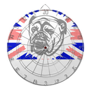 British Bulldog Dartboard