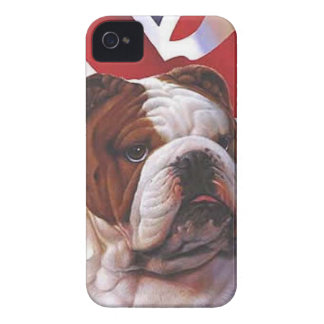BRITISH BULLDOG iPhone 4 CASE