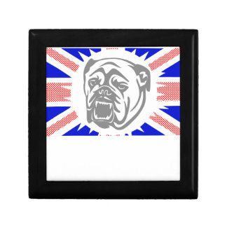 British Bulldog Jewelry Boxes