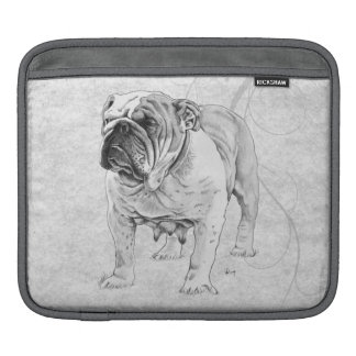 British Bulldog Sleeves For iPads
