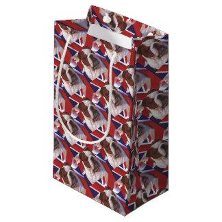 BRITISH BULLDOG SMALL GIFT BAG