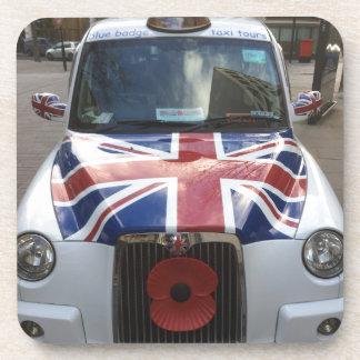 British Cab Coaster