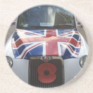 British Cab Coaster