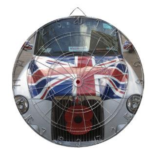 British Cab Dartboard