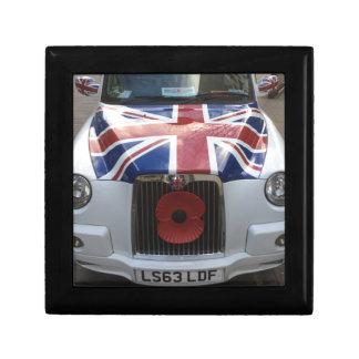 British Cab Keepsake Boxes