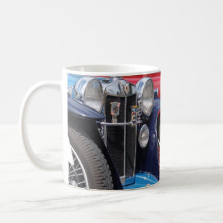 British cars, 1930ties, photo Jean Louis Glineur Coffee Mug