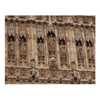 British Cathedral Postcard