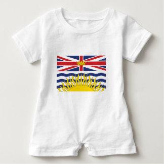 British Columbia Baby Romper