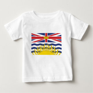 British Columbia Baby T-Shirt