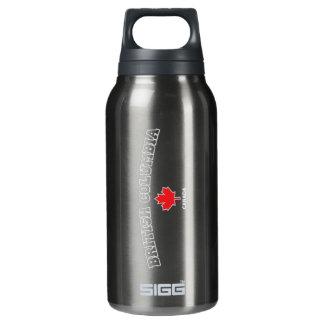 British Columbia Block Insulated Water Bottle