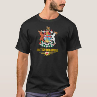 British Columbia COA Apparel T-Shirt