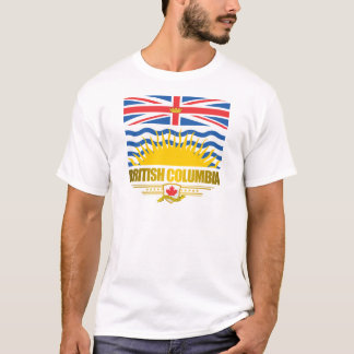 British Columbia Flag Apparel T-Shirt
