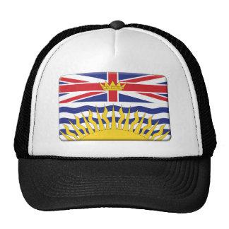 British Columbia Flag PERSONALIZE Trucker Hat