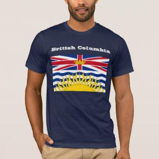 British Columbia Flag T-shirt