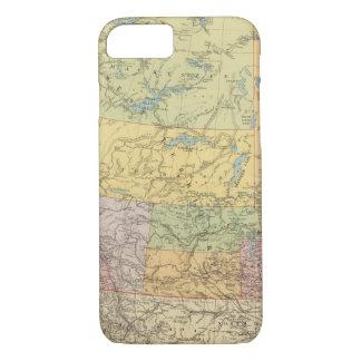 British Columbia, North West Territory iPhone 7 Case