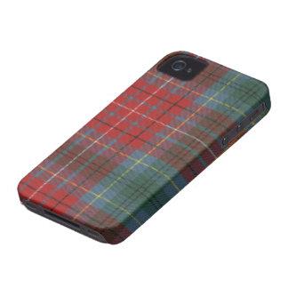 British Columbia Tartan iPhone 4/4s ID Case